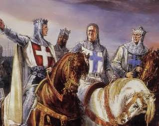 History of the Crusades Against Islamic Invaders (1095-1297) | crusades13