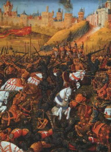 History of the Crusades Against Islamic Invaders (1095-1297) | crusades6