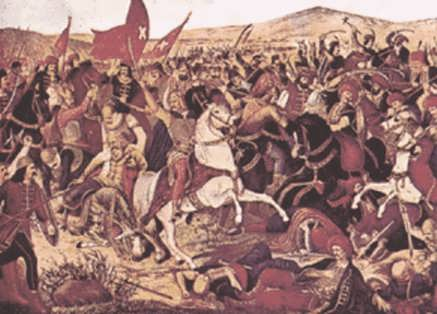 History of Jihad Against the Serbs, Croats, and Albanians (1389-1920) | serbia2